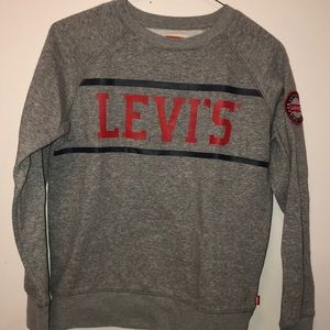 Boy's Levi's Sweat Shirt Medium